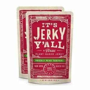 It's Jerky Y'all Top Ten Vegan Jerky