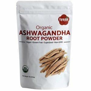Iyasa Holistics Top 10 Ashwagandha Powders