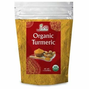 Jiva Organics 2 Top 10 Turmeric Powder