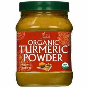 Jiva Organics Top 10 Turmeric Powder