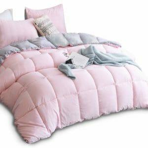 KASENTEX Top Ten Twin Size Down and Down Alternative Comforters