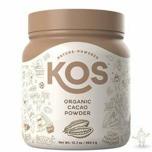 KOS Top 10 Cacao Powder