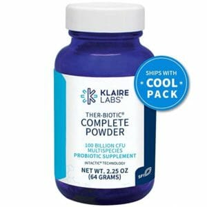 Klaire Labs Top Ten Probiotic Powder