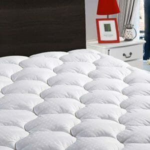 LEISURE TOWN Top Ten Queen Size Mattress Pads