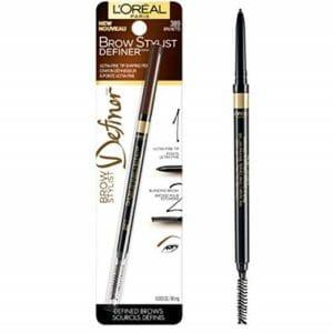 L'Oreal Paris Top 10 Waterproof Eyebrow Product