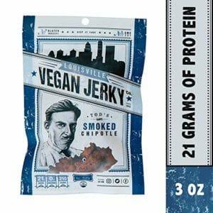 Louisville Vegan 2 Top Ten Vegan Jerky