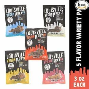 Louisville Vegan Top Ten Vegan Jerky