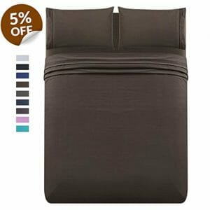 Luxe Manor Top Ten Twin Size Sheet Sets