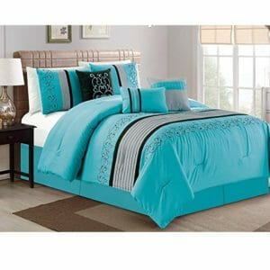 Luxlen 2 Top Ten King Size Bed In A Bag Sets