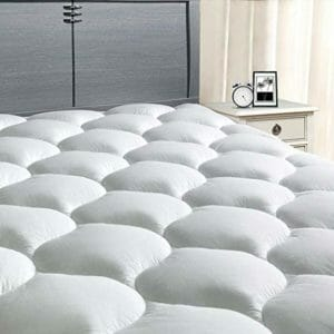 MASVIS Top Ten Queen Size Mattress Pads