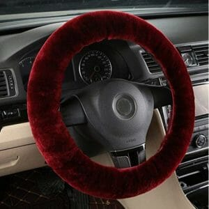 MLOVESIE Top 10 Steering Wheel Covers