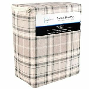 Mainstays Top Ten Full-Size Flannel Sheet Sets