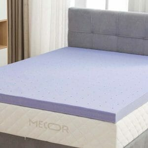 Mecor Top Ten King Size Memory Foam Mattress Toppers