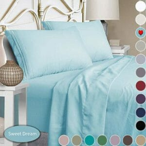 Mejoroom Top Ten Full-Size Sheet Sets