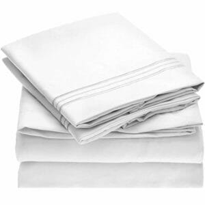 Mellanni Top Ten King Size Sheet Sets