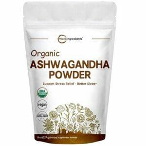 Micro Ingredients Top 10 Ashwagandha Powders