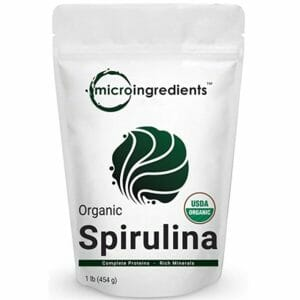 Micro Ingredients Top Ten Spirulina Powder