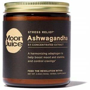 Moon Juice Top 10 Ashwagandha Powders