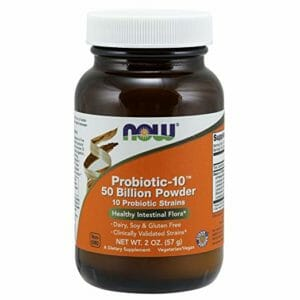 NOW Foods Top Ten Probiotic Powder