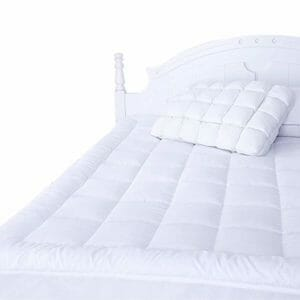 Naluka Top Ten Full-Size Mattress Pads