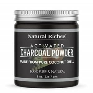 Natural Riches Top 10 Activated Coconut Charcoal Powders