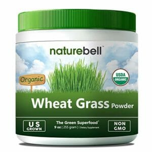 NatureBell Top Ten Wheatgrass Powder