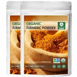 Naturevibe Botanicals Top 10 Turmeric Powder