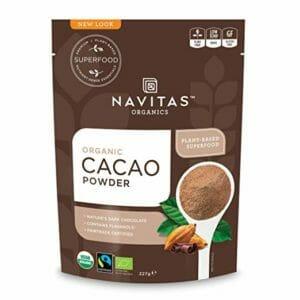 Navitas Organics Top 10 Cacao Powder