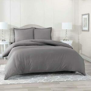 Nestl Bedding Twin Size Duvet Cover Sets