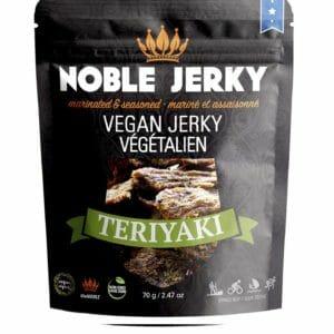 Noble Jerky Top Ten Vegan Jerky
