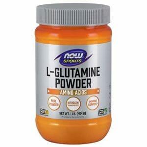 Now Sports Top 10 Glutamine Powder