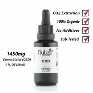 NuLeaf Naturals Top Ten CBD Oils for Crohn's Disease