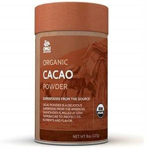OMG Top 10 Cacao Powder