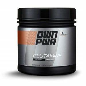 OWN PWR Top 10 Glutamine Powder