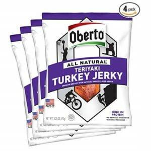 Oberto Top Ten Turkey Jerky