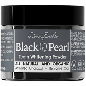 One Living Earth Top 10 Activated Coconut Charcoal Powders