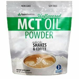 Opportuniteas Top Ten MCT Oil Powder