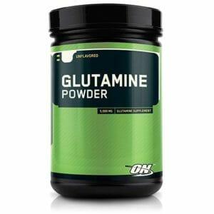 Optimum Nutrition Top 10 Glutamine Powder