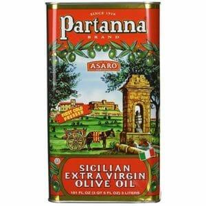 Partanna Top Ten Olive Oil