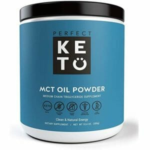 Perfect Keto Top Ten MCT Oil Powder