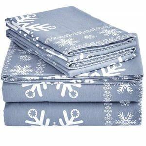 Pinzon 2 Top Ten King Size Flannel Sheet Sets