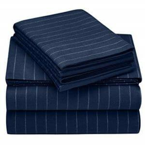 Pinzon Top Ten King Size Flannel Sheet Sets
