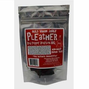 Pleather 2 Top Ten Vegan Jerky