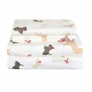Pointehaven 2 Top Ten Twin Size Flannel Sheet Sets