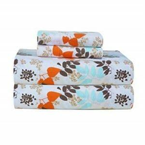 Pointehaven Top Ten King Size Flannel Sheet Sets