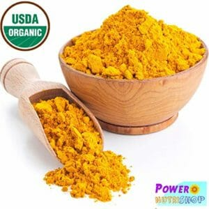 PowerNutri Shop Top 10 Turmeric Powder