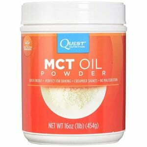 Quest Nutrition Top Ten MCT Oil Powder