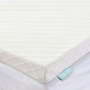 RECCI Top Ten Queen Size Memory Foam Mattress Toppers