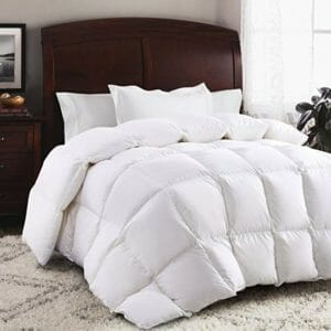 ROSECOSE Top Ten King Size Down and Down Alternative Comforters