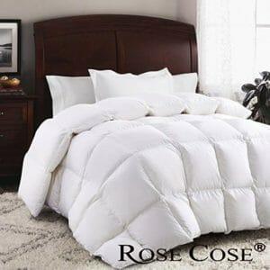 ROSECOSE Top Ten Queen Size Down and Down Alternative Comforters